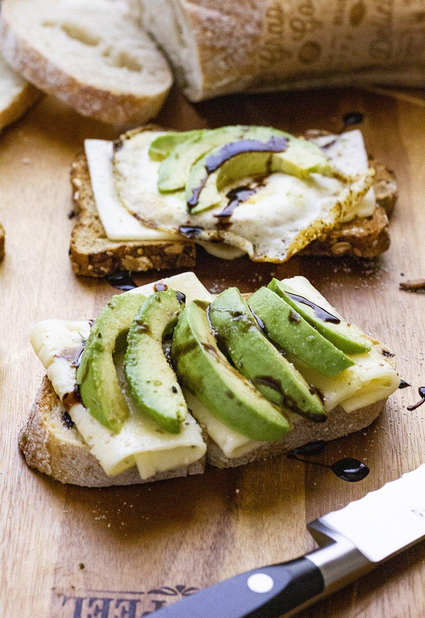 Healthy & Simple Avocado Toast