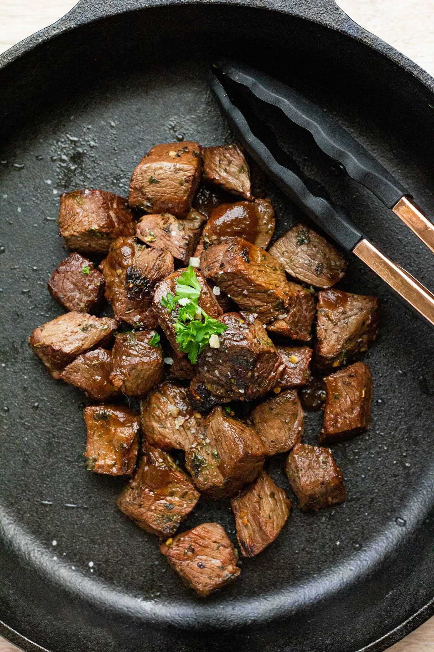 Best Marinade Steak Bites